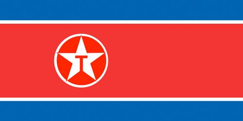 Texaco Nordkorea
