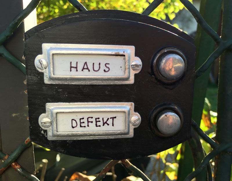 haus-defekt