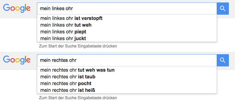 ohren-studie-google