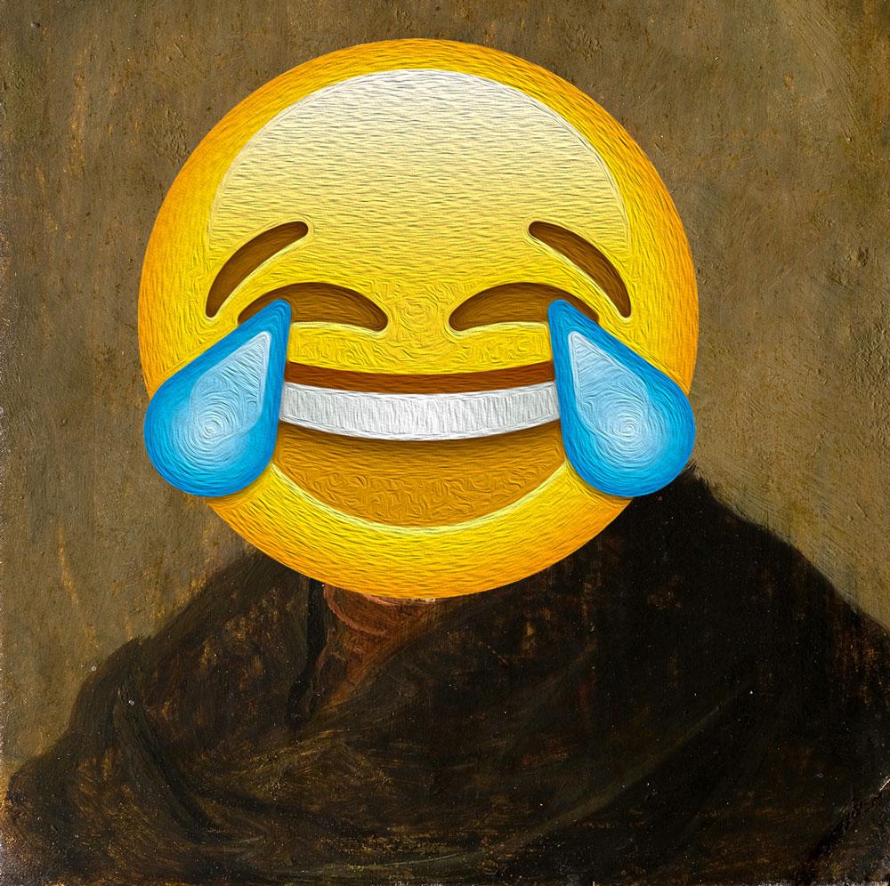Rembrandt van Rijn Selbstporträt
