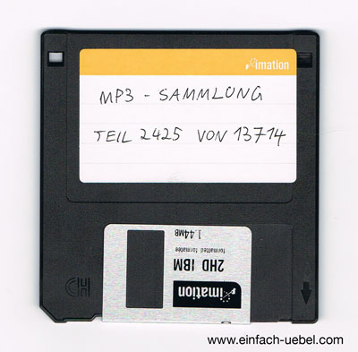 MP3 Sammlung